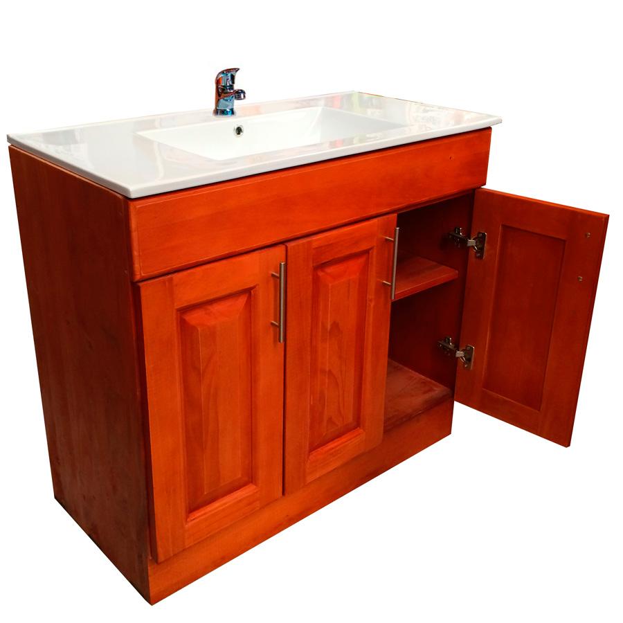 Muebles rio tolt n mueble vanitorio 90 x 50x 80 cm for Muebles de cocina 25 cm