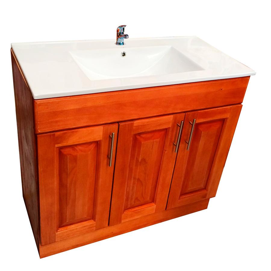 Muebles rio tolt n mueble vanitorio 90 x 50x 80 cm for Mueble vanitorio easy